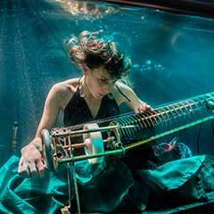 Kom til koncert med AquaSonic!