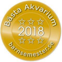 Nordens Bedste Akvarium 2018!